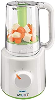 Philips Avent Combined Steamer And Blender Scf870 21 Pa126
