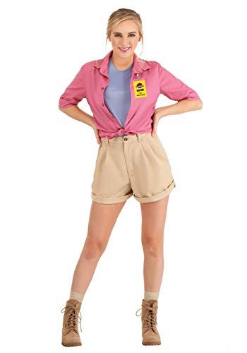 Disfraz de Jurassic Park Dr. Ellie Sattler para mujer - - M