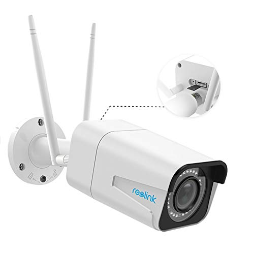 Reolink 5MP HD Cámara de Vigilancia IP WiFi Inalámbrica, 2