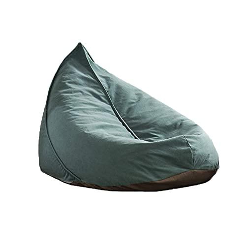 LuoMei Bean Bag Lazy Sofa con Funda Extraíble Adecuado para Todos Los Bages para Aulas Guardería Leer Jugar Juegos Enviar Gratis Cepillo Pegajoso