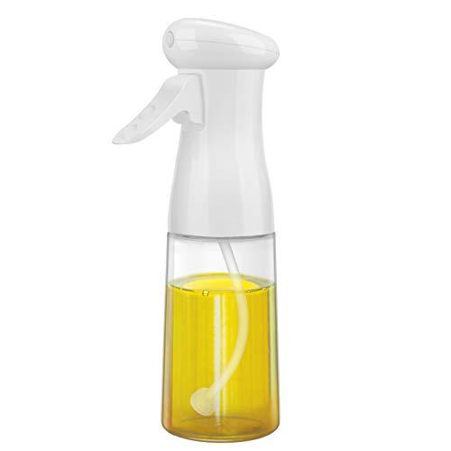 Venga amigos Olio Bottiglia 210mL,D'oliva Olio Nebulizzatore Aceto Spray da Cucina per Barbecue Cucinare Grigliare Pasta