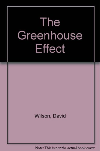 Download The Greenhouse Effect 0934852340