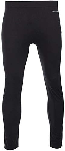 Mil-Tec Unterhose lang Sports schwarz Gr.4