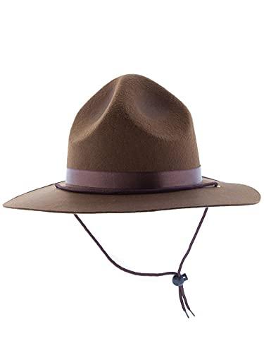 DISBACANAL Sombrero policía montad