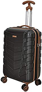 Magellan Luggage Trolly Hk091-20 Black Single Pc
