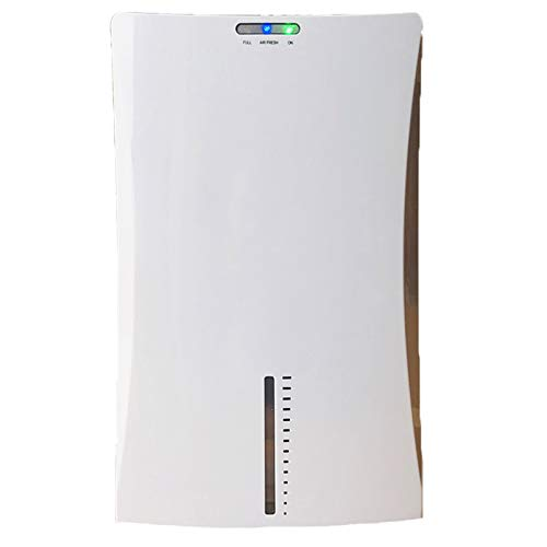 JYWAJAA DehumidifierDehumidifiers for Homewith 900ML/24H Dehumidification Capacity Portable Dehumidifier, with 2L Large Water Tank Capacity, Can Assist in Drying Clothes