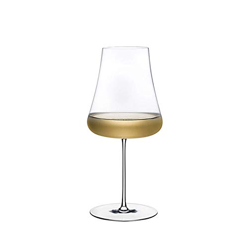 ShawnBlue 1000ml de Alta Capacidad de Vino Tinto Ultra Delgado Copa de...