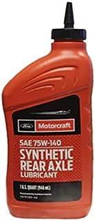 زيت المحور الخلفي الإصطناعي SAE75W140 من موتوركرافت