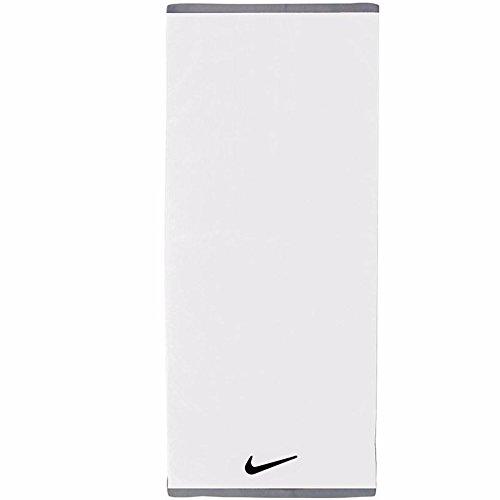 Nike - Fundamental - Asciugamano (M) (Bianco/Nero)
