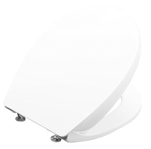 Pressalit PRE556000 Calmo WC-Sitz, weiß