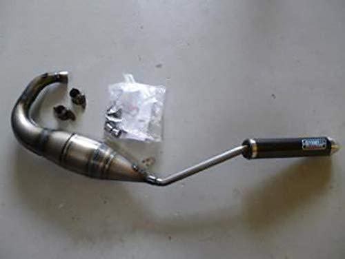 Tubo de escape GIANNELLI moto Aprilia 125 RS, 1995-2013, 53503HF 53511HF