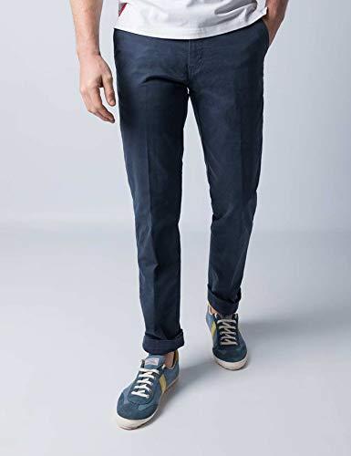 El Ganso 1020S190029 Pantalones, Azul (Marino 0029), Tamaño del Fabricante:44 para Hombre
