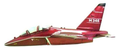 Italeri 42558 - Aermacchi M346 Livrea Rossa Die Cast Model Scala 1:100