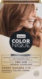 Balea COLORNIQUE Intensiv Color Creme Sunny Sahara 7.73, 1 St