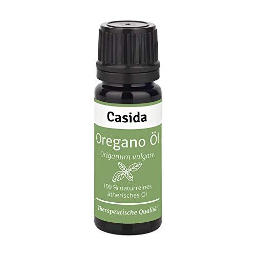 Oreganoöl Naturrein - Ätherisches Öl - Therapeutische Qualität – Oregano Öl für Aromatherapie, Aromadiffuser - Aus der Apotheke - 10 ml