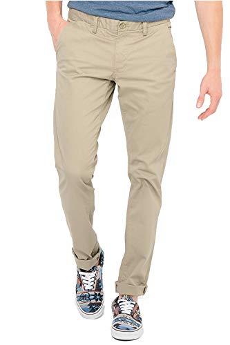 Teddy Smith 10109204D Pantalon Homme, Beige (Beige 222), W36