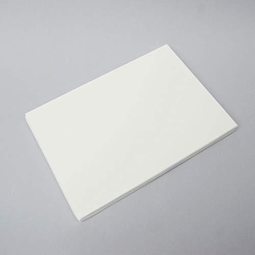 50 Bogen altweißer Karton, DIN A4 Bogen, Munken Pure 300 g/qm