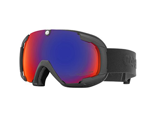 Carrera Cliff Evo Sp/us, skibril, zwart mat