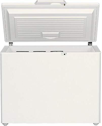 Liebherr GTP 2356 Premium A+++ Gefriertruhe, weiß, 112,9 cm breit, 200l, StopFrost