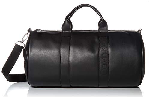 Calvin Klein mens Classic Duffel Bag Black One Size