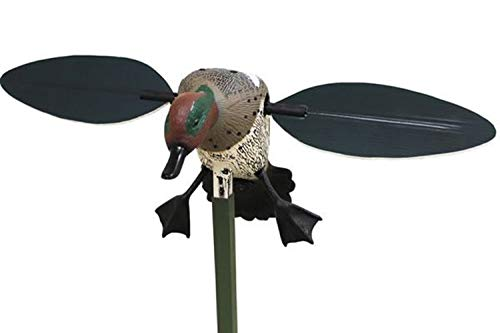 MOJO Outdoors Green Wing Teal Motion Duck Decoy