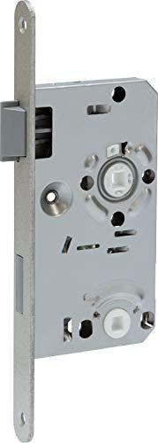 ABUS 61770 ES WC L S 55 78 20 Einsteckschloss, Silber, 20mm