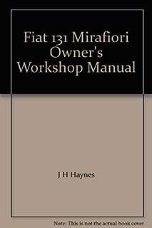 Fiat 131 Mirafiori Owner's Workshop Manual