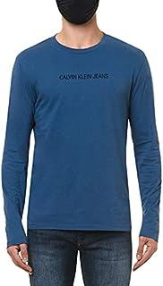 Camiseta Logo Centralizado, Calvin Klein, Masculino