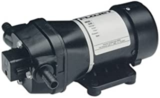 Flojet 12 Volt Self-Priming Water Pump - 294 GPH, 3/4in. Ports, Model Number 04300143A