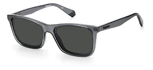 Polaroid Gafas de sol PLD 6144 KB7 M9 gris lentes polarizadas