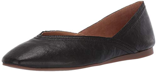 Lucky Brand Women's Alba, Black, 8.5 M US