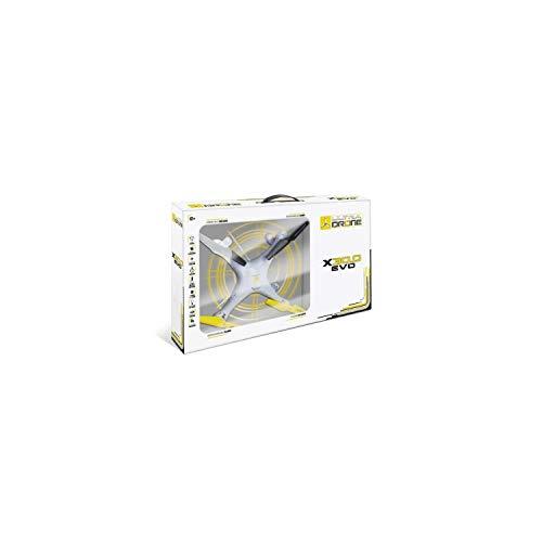 Mondo- Drone X30.0 ultradrone, 63558, bianco e giallo