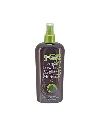 Hollywood Beauty Argan Leave In Conditioner 355ml