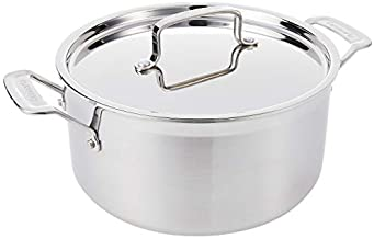 Cuisinart MultiClad Pro Stainless 6-Quart Saucepot with Cover