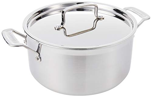 Cuisinart MultiClad Pro Stainless 6Quart Saucepot with Cover