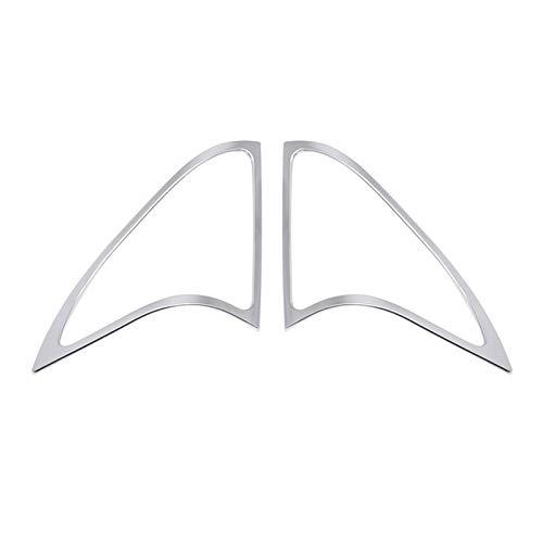 FangFang Coche Interior Puerta Altavoz De Lentejuelas Ajuste Adecuado para Mercedes Benz A Clase A180 A200 2013-2015
