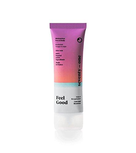 SEVENTY ONE PERCENT - Gel Crema Hidratante FEEL GOOD - Hidratación - Aloe Vera - 75 ml