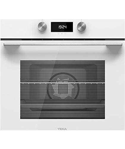 Horno - TEKA HLB 8400 WH, 70 l, 3215 W, Encastrable, Limpieza por agua, A+, Blanco