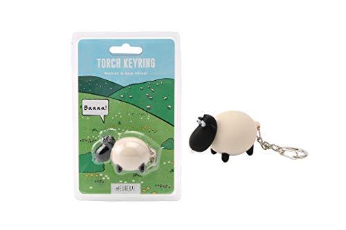 Eureka Torch Keyring - Sheep