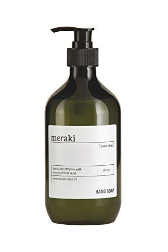 Meraki Linen Dew Handseife, 500 ml