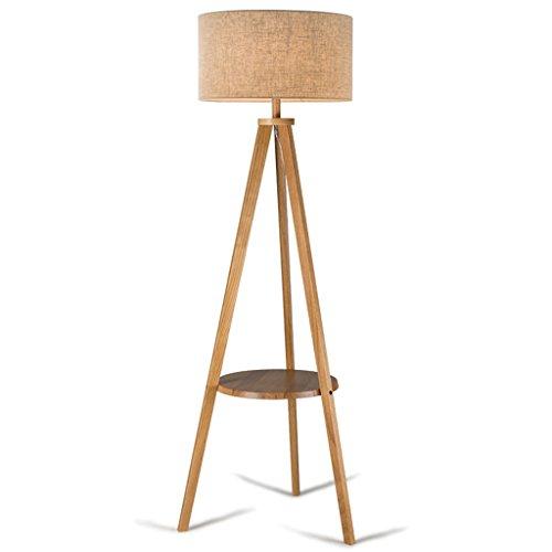 Hflyy Stehlampe Stehleuchte/Einfach Und Moderner Japanischer Kreativer Nordic American Style Vertikal Tisch/Kaffee/Wohnzimmer, 155cm [Energie Grade A] stehlampe Wohnzimmer (Color : #3)