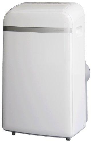 Comfee Climatiseur Mobile 10000Btu avec Fluide frigorigène Naturel Non Toxique, env. 32m², Blanc, Eco Friendly, Classe defficacité énergétique: A +