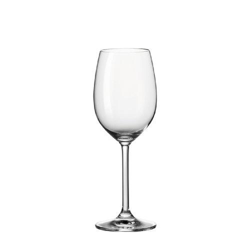 Leonardo 35242 Daily Set de 6 Verres Vin Blanc 370 ml