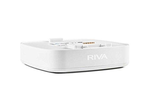 Riva Sports Sports Sports RWAB1W Batterie Pack Weiß