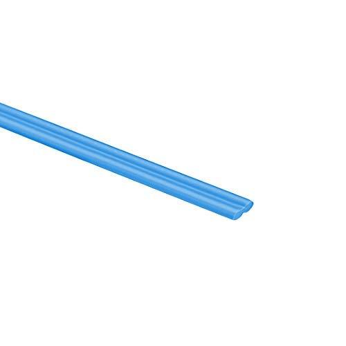 Bacchette per saldatura in plastica PP, 5 mm di larghezza, 2,5 mm di spessore, 1 metro, bacchette di saldatura in polipropilene, per pistola per saldatura in plastica, pistola ad aria calda, 6 pezzi