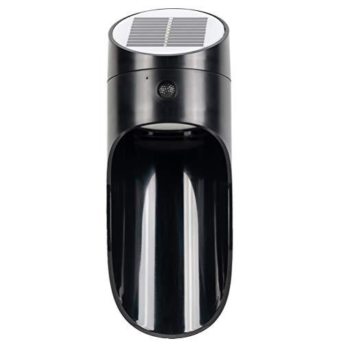 Mobestech Zonne-Wandkandelaar Licht Bewegingssensor Verlichting Draadloze Veiligheidslichten Binnen Buiten Wandlampen Voor Huis Tuin Werf 6500K