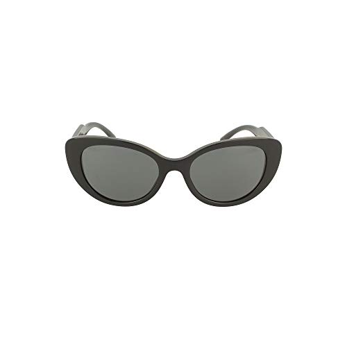 Versace 0VE4378 Occhiali, (BLACK/GREY), 54/19/140