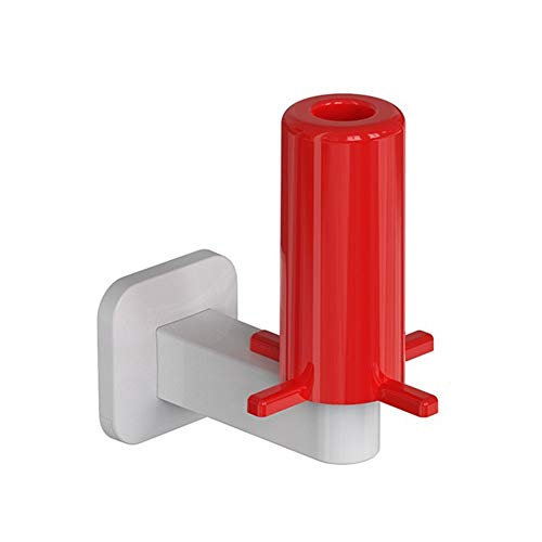 DOMIRE Papierhandtuchhalter Creative Multi Function Adhesive Wandhalterung Papierhandtuchwärmer Dispenser Ständer Papierhalter Für Heim Wc 1pc Weiß.