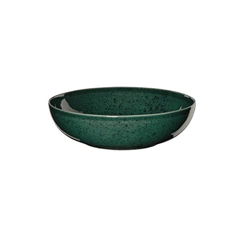 ASA Xmas Pastateller, Keramik, Grün, 21 cm