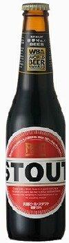 Japan beer 日本ビール 箕面ビール スタウト 330ml/24本.e.y 瓶 要冷蔵商品 お届けまで10日ほどかかります